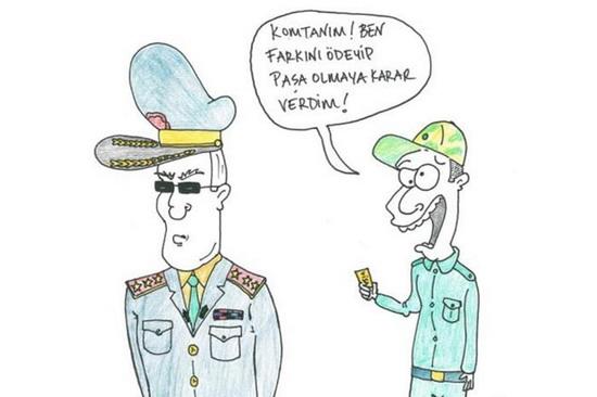 Bedelli karikatürleri 5