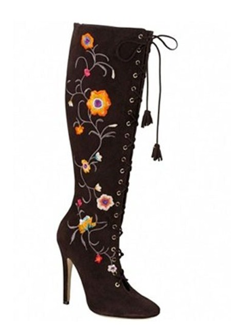 2013 kışının çizme modelleri! 14
