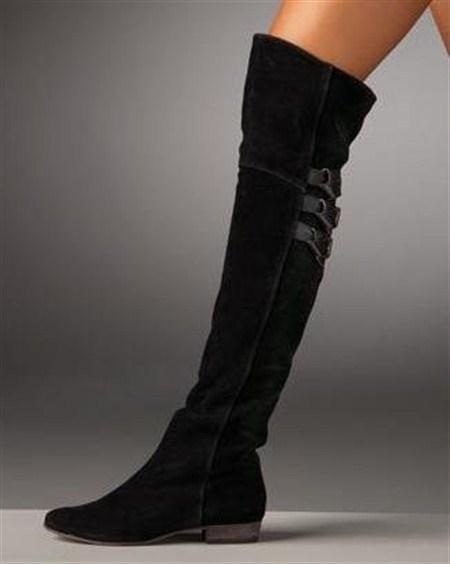 2013 kışının çizme modelleri! 30