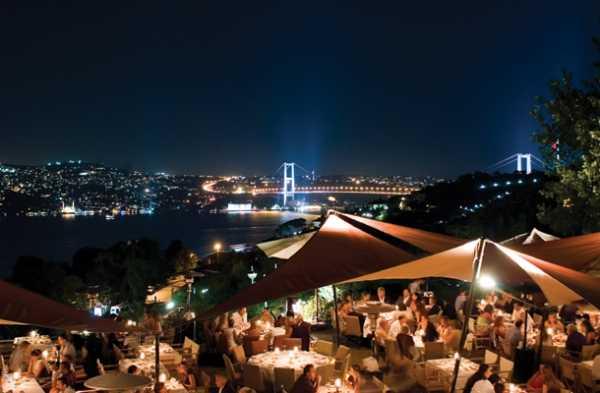 İstanbulun en romantik restoranları 24