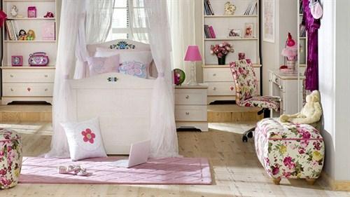 Çocuğunuzun yaşına göre çocuk odaları 4