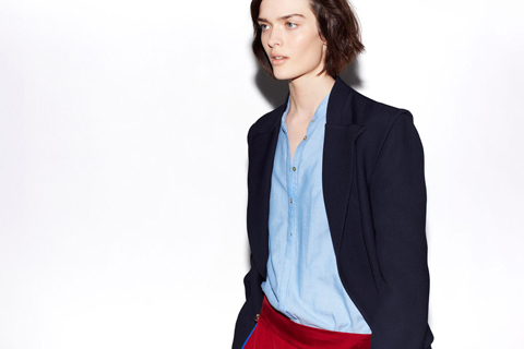 Zara Lookbook 2013 1