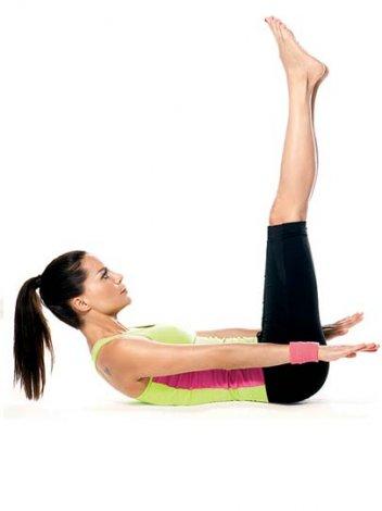 Hızla göbek eriten süper egzersizler 7