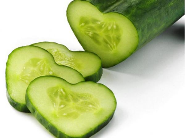 Salatalık yemek için 14 neden 1