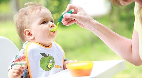 Bebeklerde besin alerjisine dikkat 1