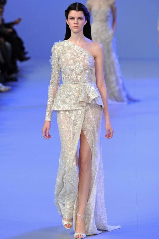 Elie Saab Haute Couture 2014 İlkbahar/Yaz 1