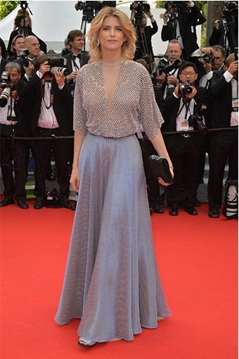 Cannes Film Festivali'nde Armani şıklığı 1