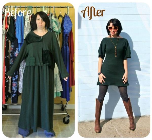 İkinci el kıyafetlerden şık elbiselere 1