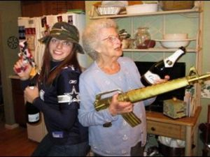 İhtiyarların sıradışı partileri