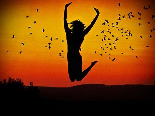 Sonbaharda yerlerde sürünen mutluluk hormonunu zirveye çıkarmak için 9 y 1
