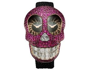 Grisogono'dan çılgın saat: Crazy Skull
