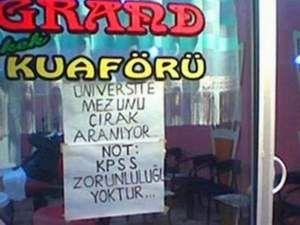 Türkiye'den komik ilanlar