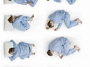 Uyku şeklinden seks hayatı analizi