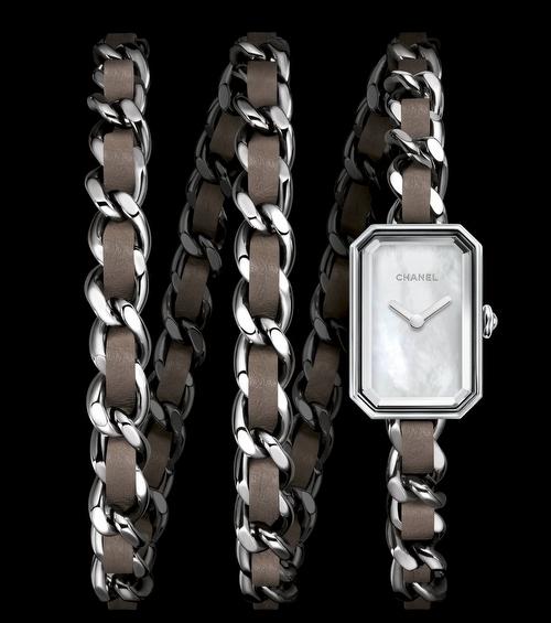 Chanel Première Rock Saat Koleksiyonu 1