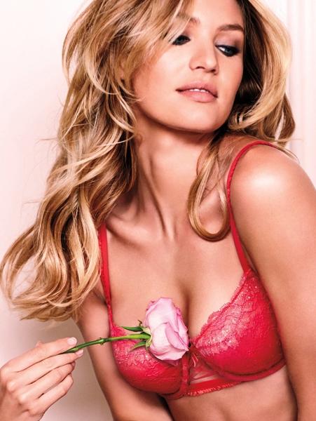 Victoria's Secret Sevgililer Günü koleksiyonu 1
