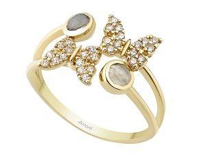 Mücevherde kelebek etkisi; Jou Atasay