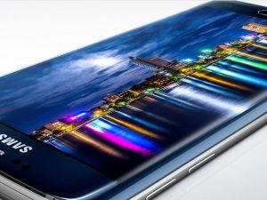 Galaxy S6 Edge tasarımı ile büyülüyor