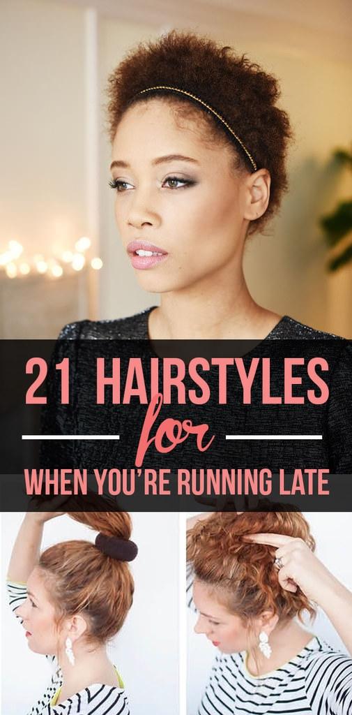 En çok uygulanan pratik saç modelleri 1