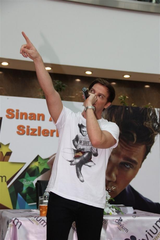 Sinan Ak�il: ''Maymun g�z�n� a�ti!'' foto galerisi 4. resim