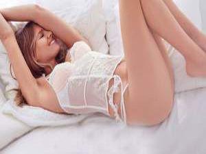 Gelinlere özel Victoria's Secret iç çamaşırları