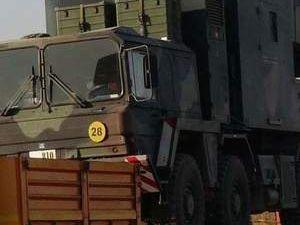Ankara'dan Suriye sınırına füze bataryası