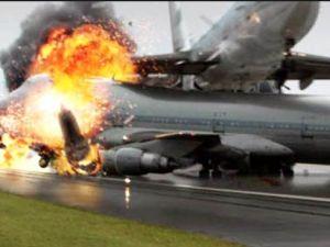 Tarihin en büyük uçak kazaları