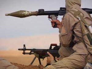 IŞİD tatbikatı!
