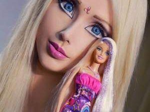 İnsan Barbie Türkiye'ye geliyor