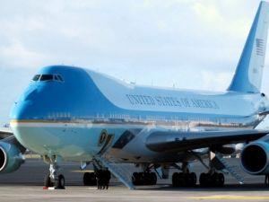 Air Force One uçağının özellikleri şaşırtıyor