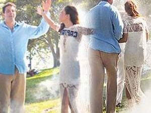 Tanem Sivar ile Edhem Dirvana evlendi