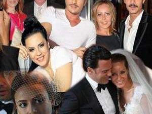 2015'te boşanan ünlüler