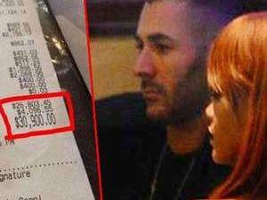 Benzema'nın Rihanna ile buluşması pahalıya patladı