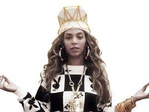Beyonce'nin sıra dışı aksesuarları