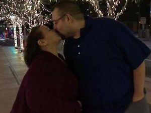 95 kilo verip eşiyle ilk kez seks yaptı