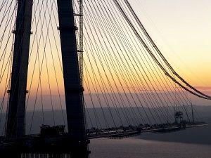 3. köprü temmuz ayında açılıyor