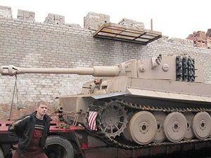 Ruslar bu kez Alman tankı yaptı