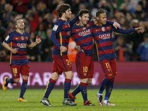Yarı final maçında 7 gol attılar