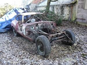 Gördüğünüz otomobil aslında bir efsane