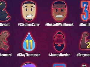 NBA'de MVP adaylarının emojileri açıklandı