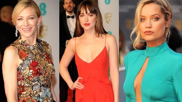 BAFTA Ödülleri'nde kim ne giydi? 1