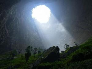 Bu mağara görenleri büyülüyor