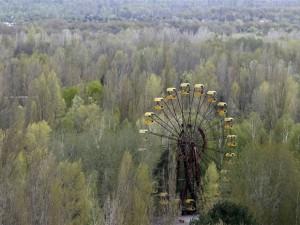 Çernobil'den geriye kalanlar