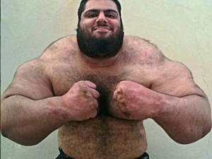 İranlı Hulk, IŞİD'e karşı savaşacak