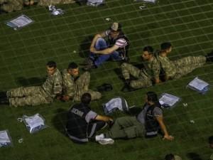 Cumhurbaşkanlığı Alayı'nda 28 asker serbest
