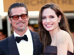 İşte Brad Pitt - Angelina Jolie çiftini ayıran kadın !