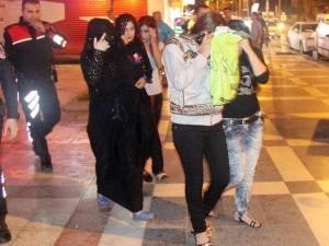 Şanlıurfa'da huzur operasyonu: 42 gözaltı