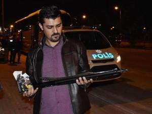 Konya'da huzur operasyonu ! Polis didik didik aradı