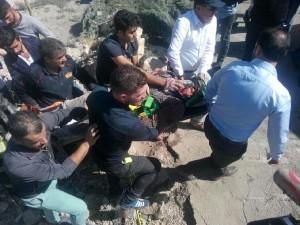 Freni boşalan kamyon eve girdi: Hamile kadın öldü