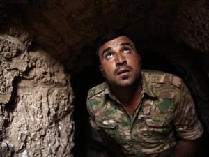 İşte IŞİD'in tünelleri... O bölge kurtarıldı