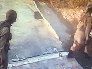 DEAŞ'li teröristler Kerkük sokaklarında